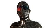 Cyber Ninja Warrior in Space
