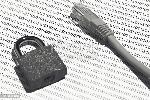686526046istockphoto A cyber security concept image 881031180