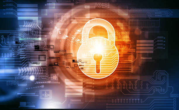 cyber security concept - privacy policy stock photos and pictures