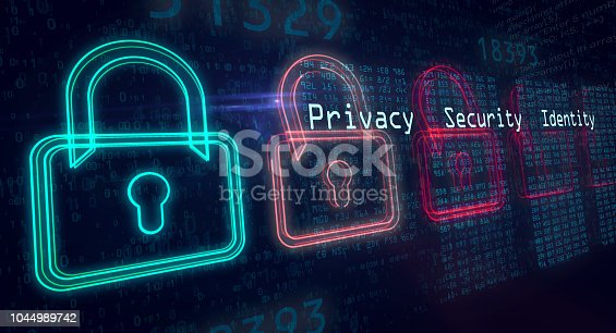 istock Cyber security concept 1044989742