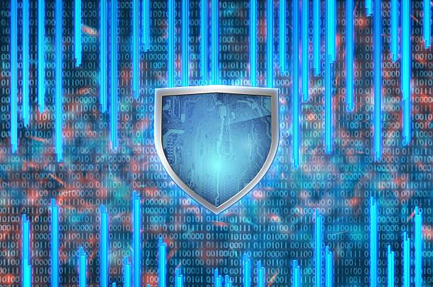 Cyber de sécurité  - Photo