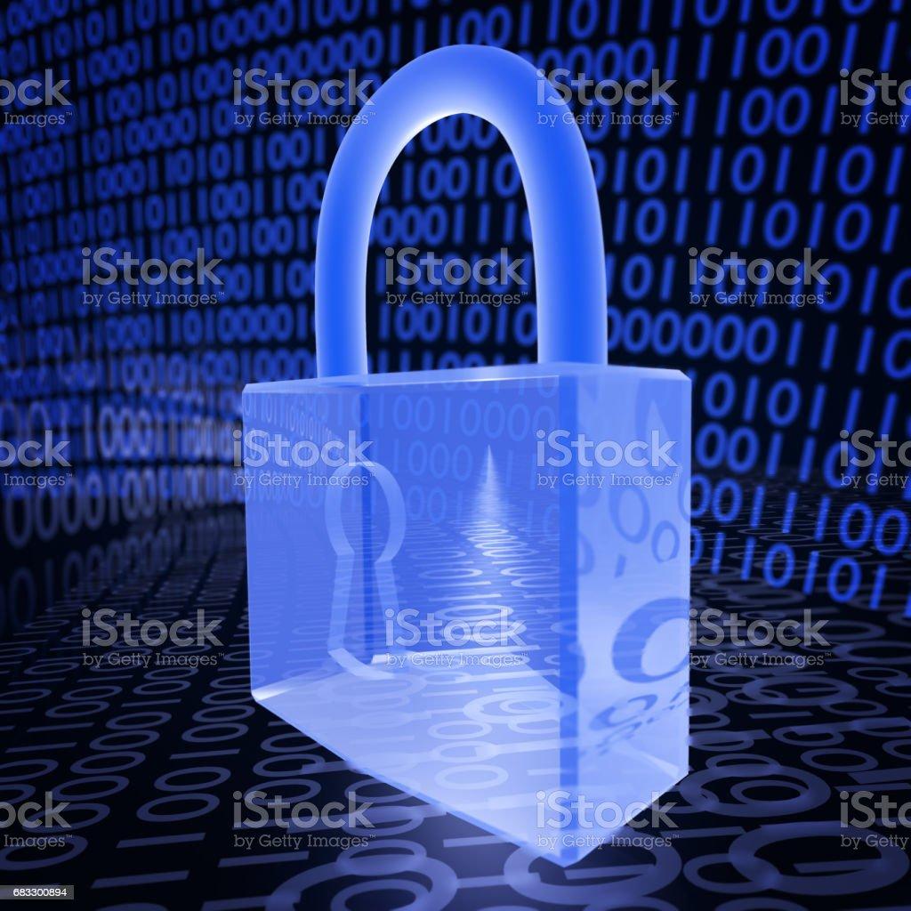 Cyber Security zbiór zdjęć royalty-free