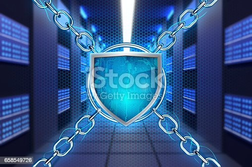istock Cyber Security System 658549726