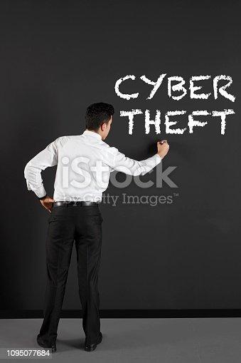 istock Cyber theft 1095077684