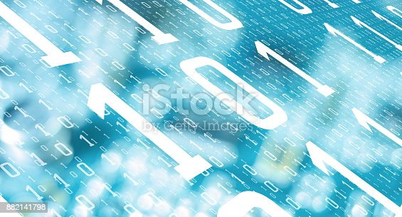 882141812istockphoto Cyber threat inspiration binary code digits 882141798