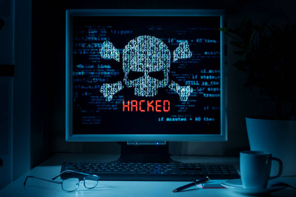 cybercrime - hacker stock photos and pictures