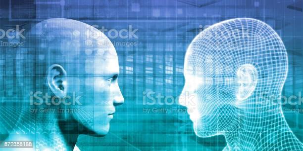 Cybernetics Stockfoto und mehr Bilder von Berufliche Beschäftigung
