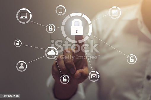 istock Cybersecurity concept 932650516