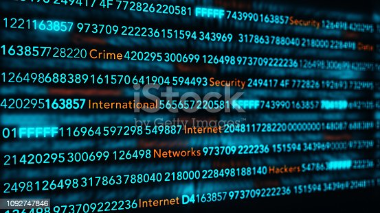 istock Cyberspace digital lock background 1092747846