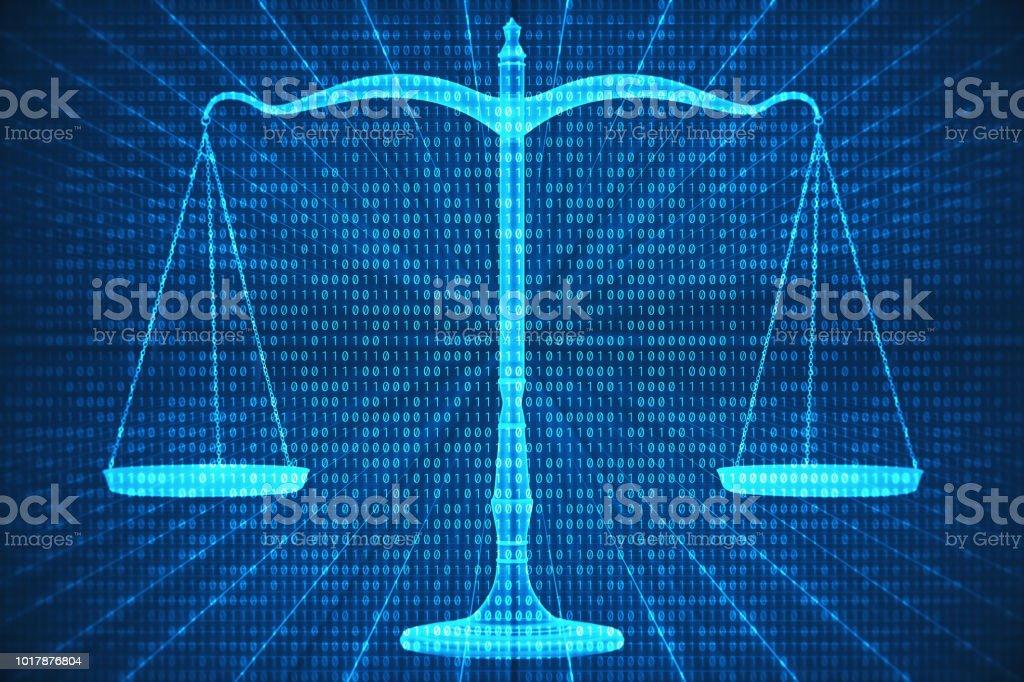 Cyberspace-Gesetze – Foto