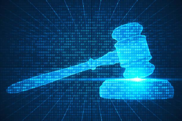 leyes de ciberespacio - derecho fotografías e imágenes de stock