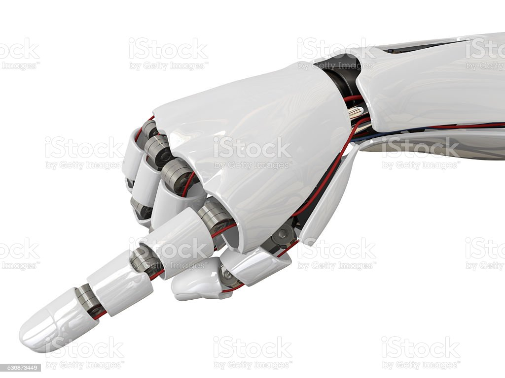 how to get the cyborg hands