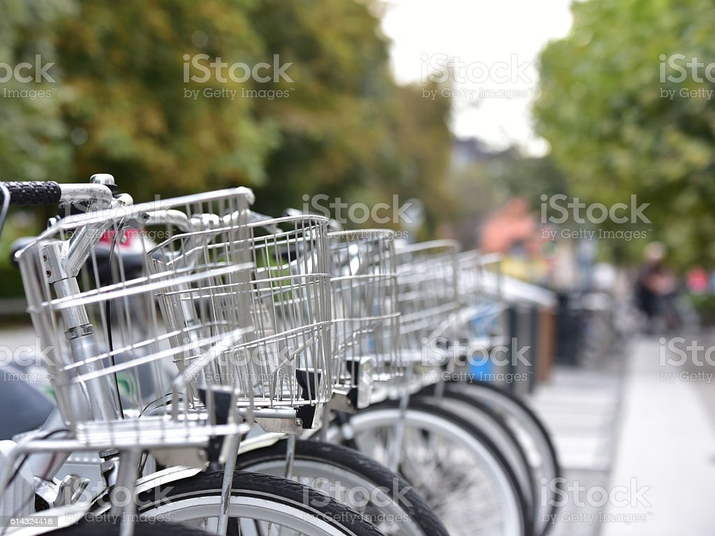 Cycle stock photo