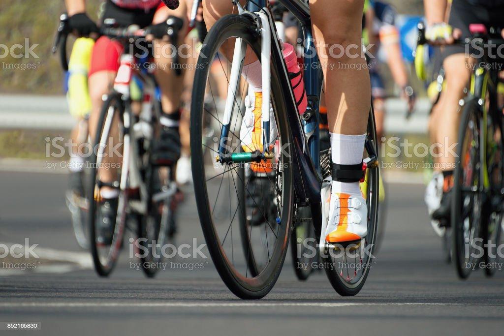 elegir oficial venta usa online sensación cómoda Ciclismo De Competición Atletas De Ciclista Montando Una ...