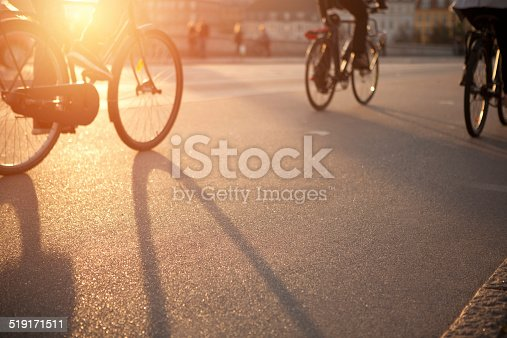 863454090istockphoto Cycling on city street. 519171511