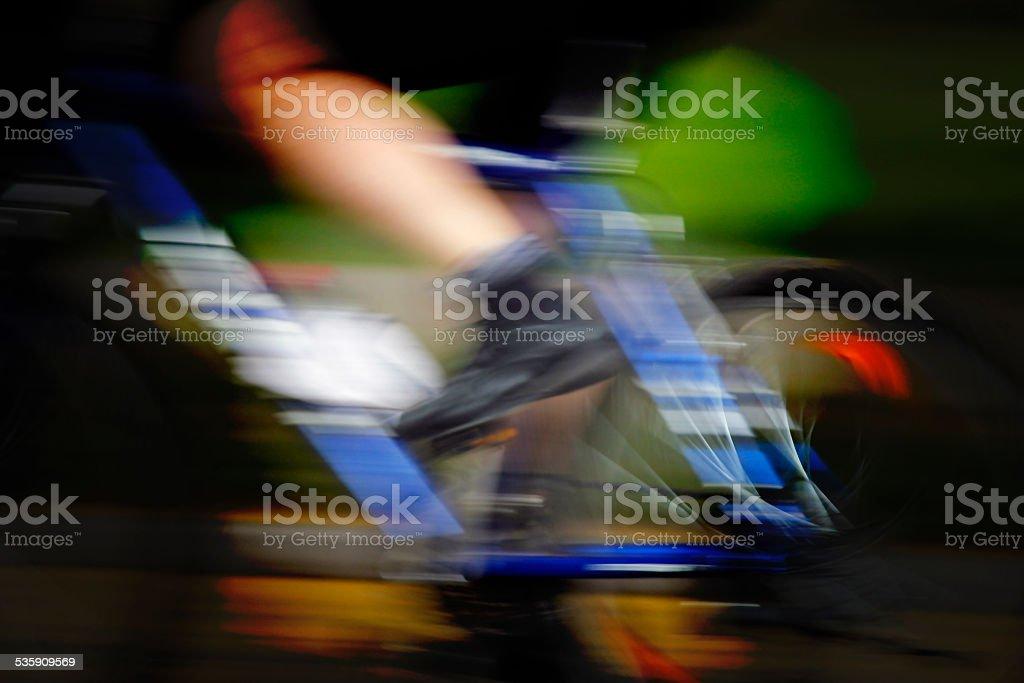 Cycling stock photo