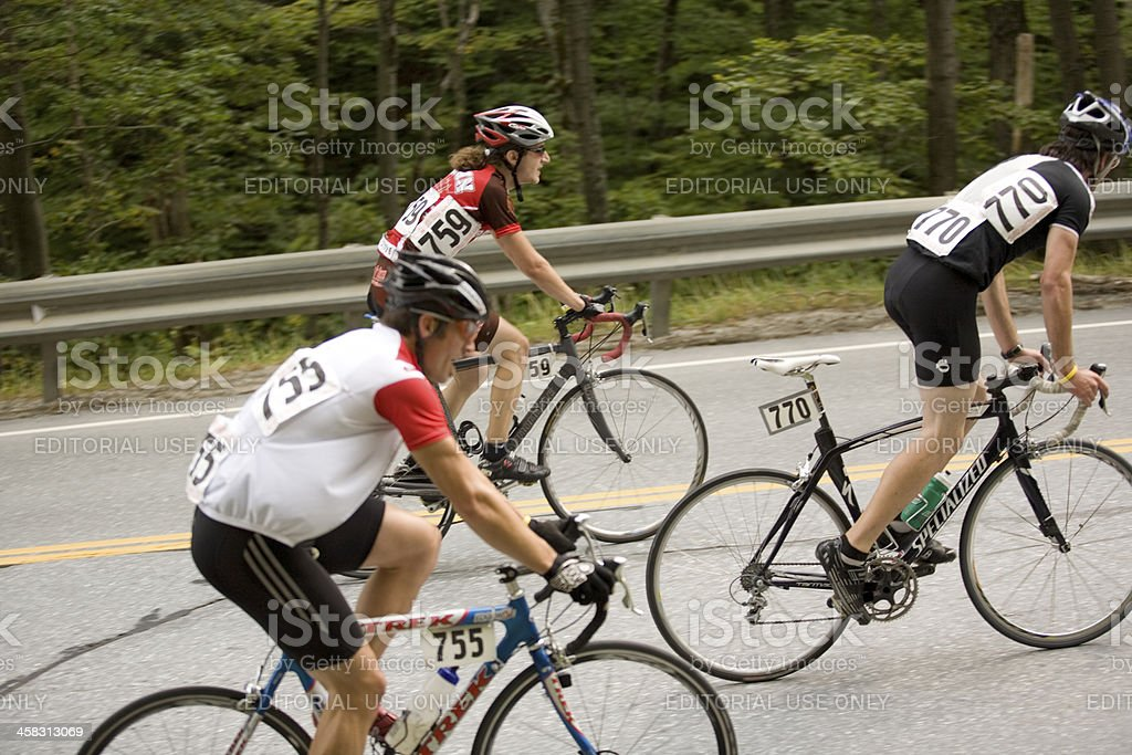 Cycling Stage Road Race stock photo