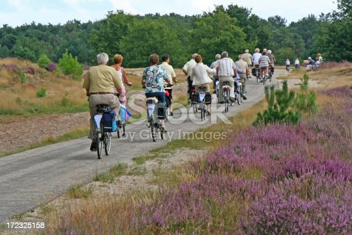 istock Cycling tour # 4 172325158