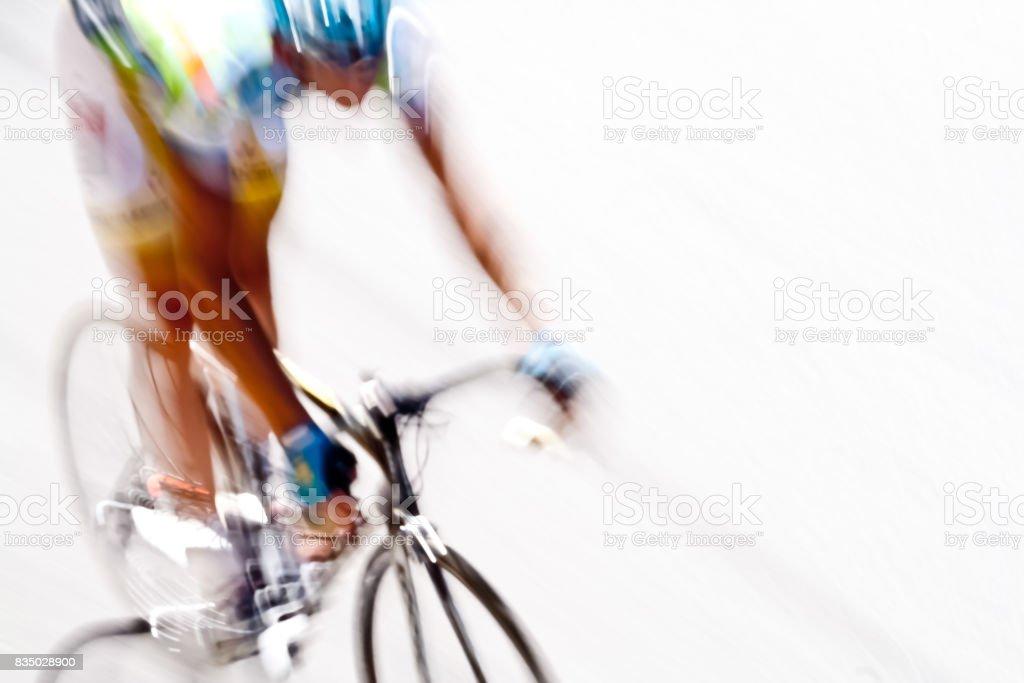 Cyclisme 4 stock photo