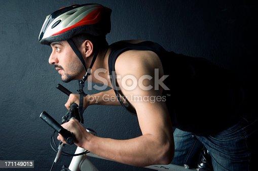 istock Cyclist 171149013
