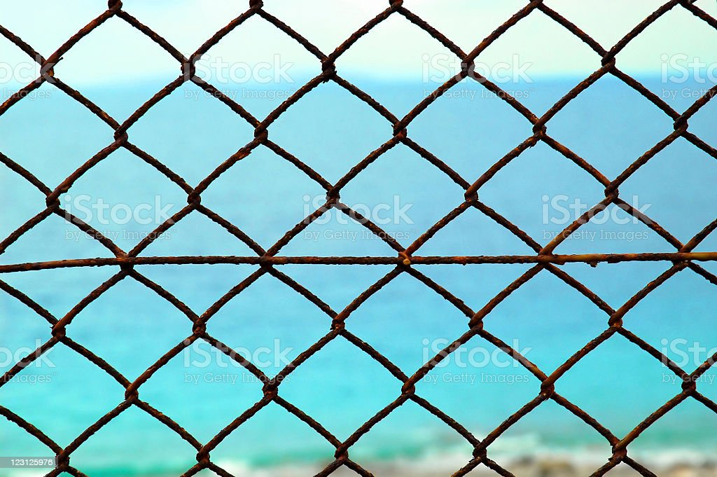 Cyclone Wire Stock Photo & More Pictures of Asia | iStock