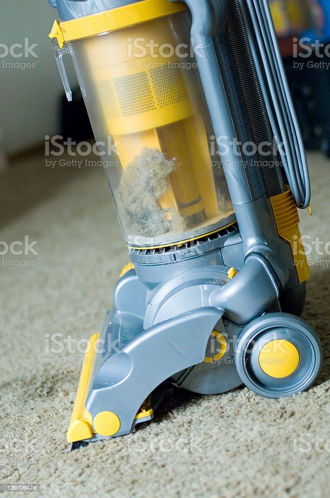 Cylinder vacuum royalty-free stock photo