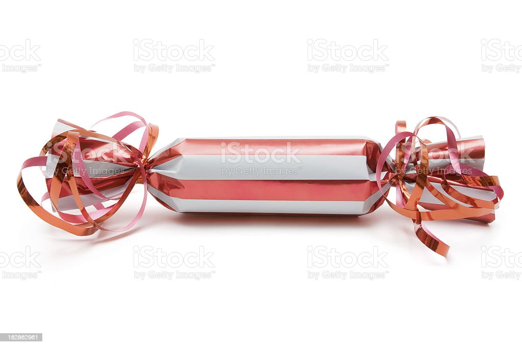 Cylindrical Gift royalty-free stock photo
