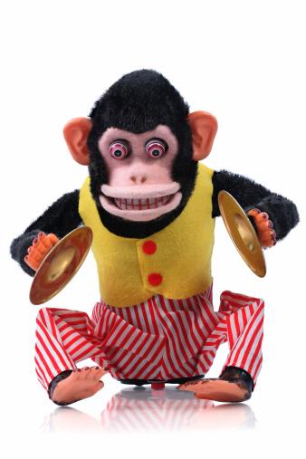 istock Cymbal Playing Monkey 172733417