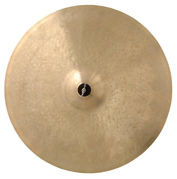 cymbal with path - cimbaal stockfoto's en -beelden