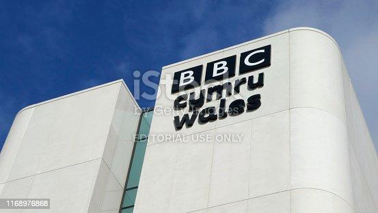 istock BBC Cymru Wales -  Building Exterior 1168976868