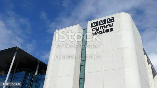 istock BBC Cymru Wales -  Building Exterior 1168977365