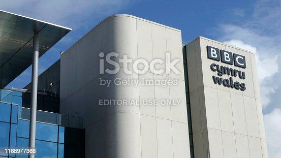 istock BBC Cymru Wales -  Building Exterior 1168977368