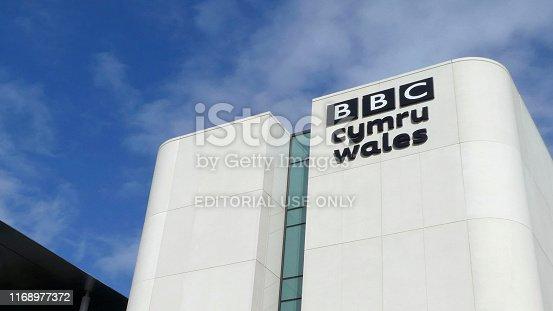 istock BBC Cymru Wales -  Building Exterior 1168977372