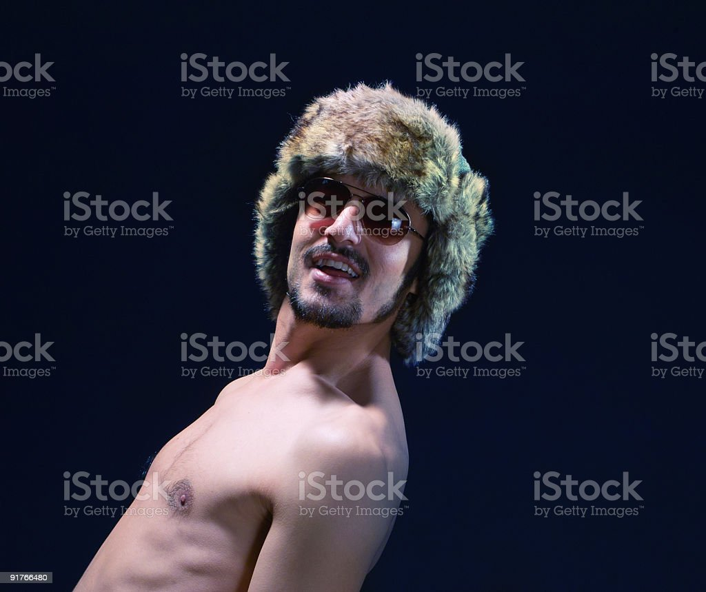 Cynical royalty-free stock photo