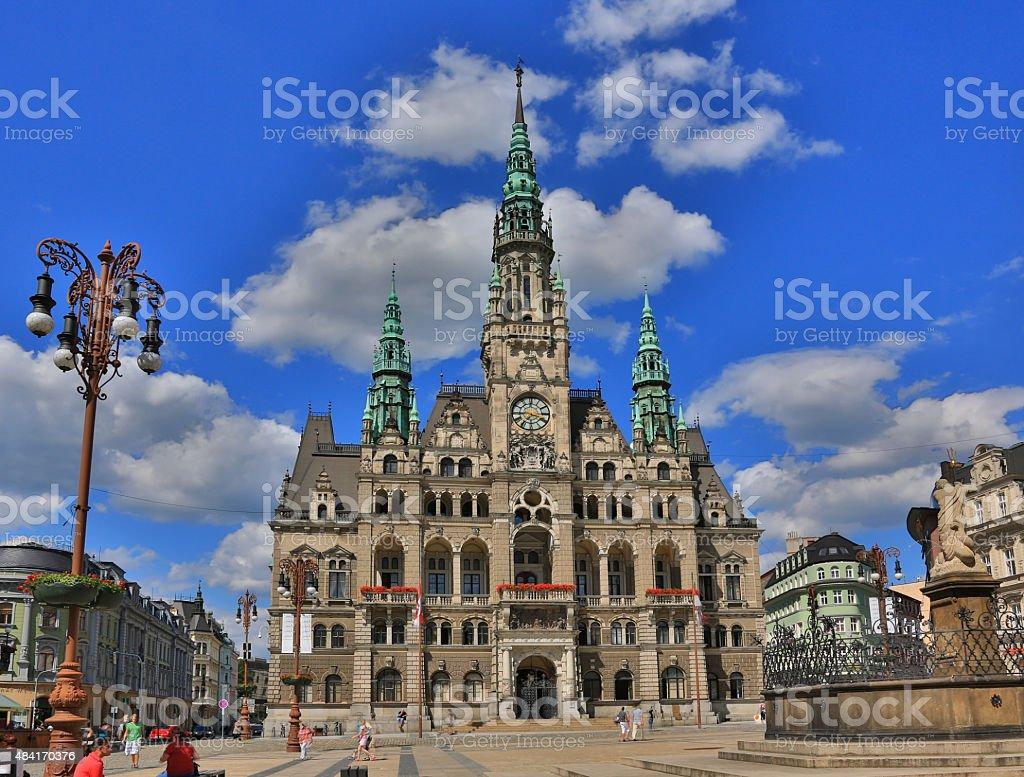 Czech Republic, Liberec, Europe stock photo