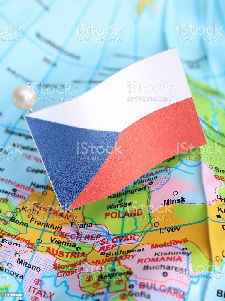 Czech Republic royalty-free stock photo