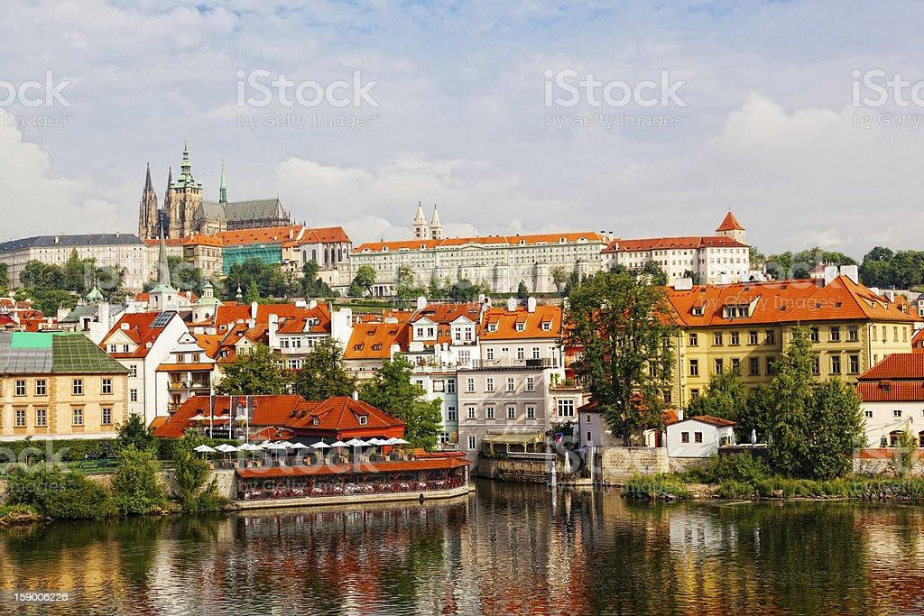 Czech republic, Prague royalty-free stock photo