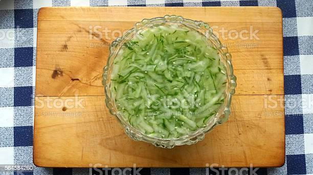 Cucumber Salad Czech Recipe