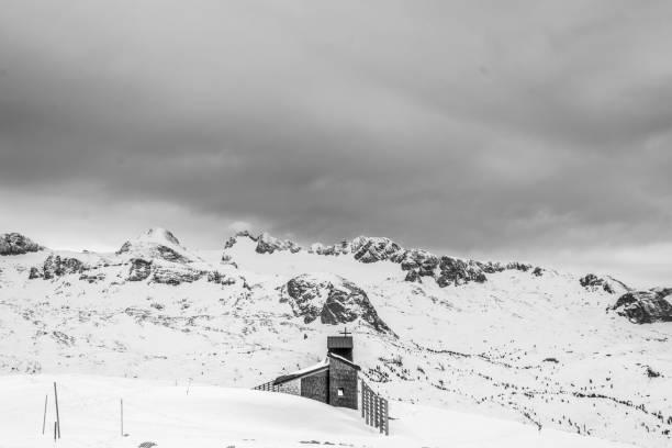 Dachsteingebirge und Hallstatt – Foto