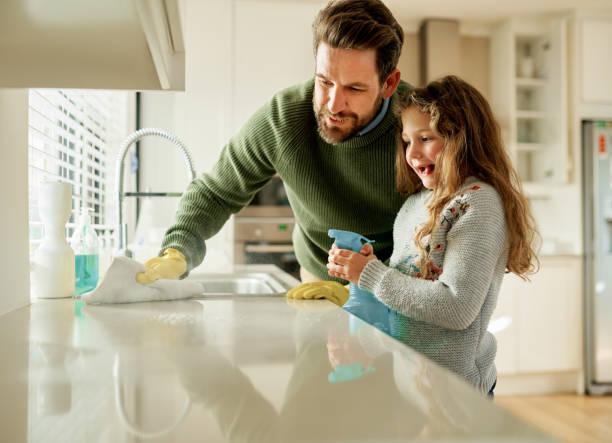Dad always involves her in household duties picture id1081854312?b=1&k=6&m=1081854312&s=612x612&w=0&h=c2q9evj0entmjbkrsvwgepmvs2 hmjbeuk6dp0tylpg=
