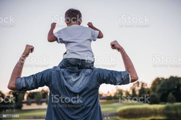Dad and son outdoors picture id997711042?b=1&k=6&m=997711042&s=612x612&h=67kmk6dd7wrc4fz1uu iskcsuc ycbxxk88vkei7k 0=