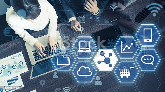 889231072istockphoto Dada analytics concept. Business and technology. 1132894181