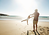 Shot of a young father swinging his daughter around on the beachhttp://195.154.178.81/DATA/i_collage/pu/shoots/784349.jpg