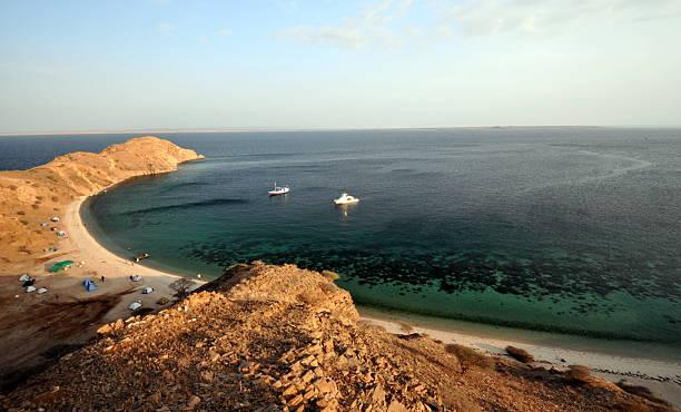 dahlak islands - eritrea stock photos and pictures