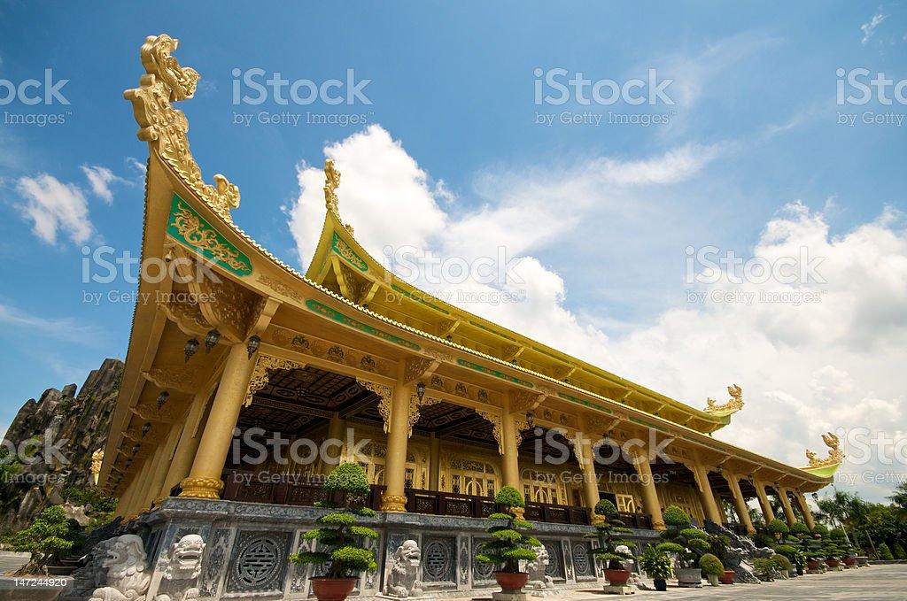 Dai Nam Vietnam royalty-free stock photo