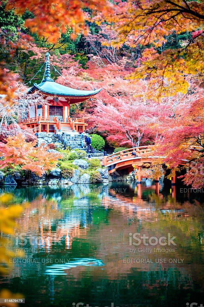 Daigo-ji stock photo
