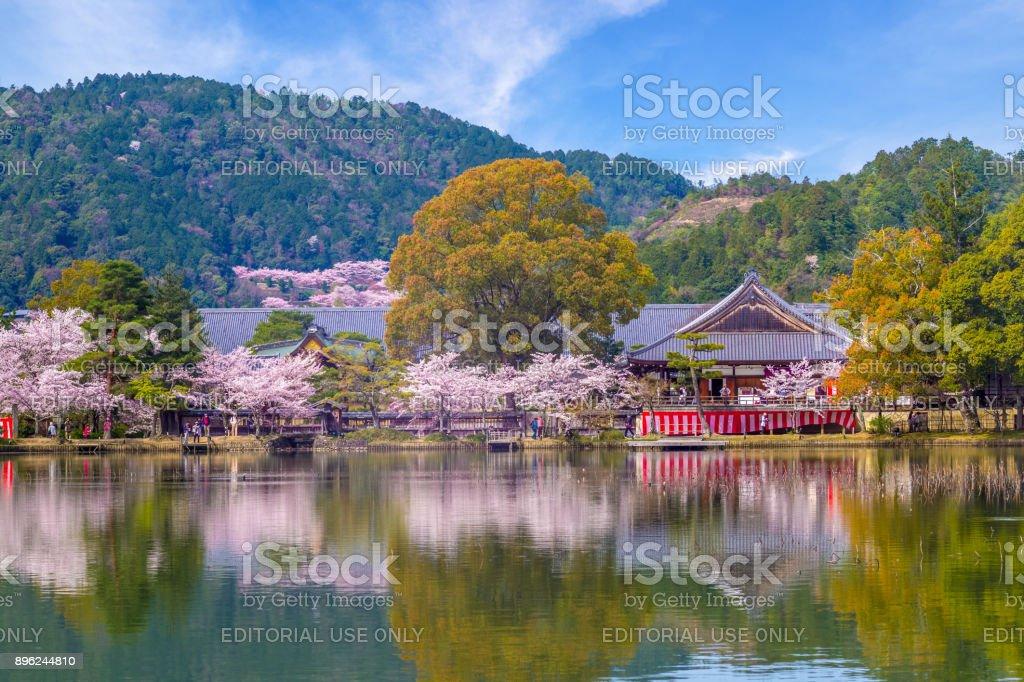 Daikaku-ji Temple - foto stock