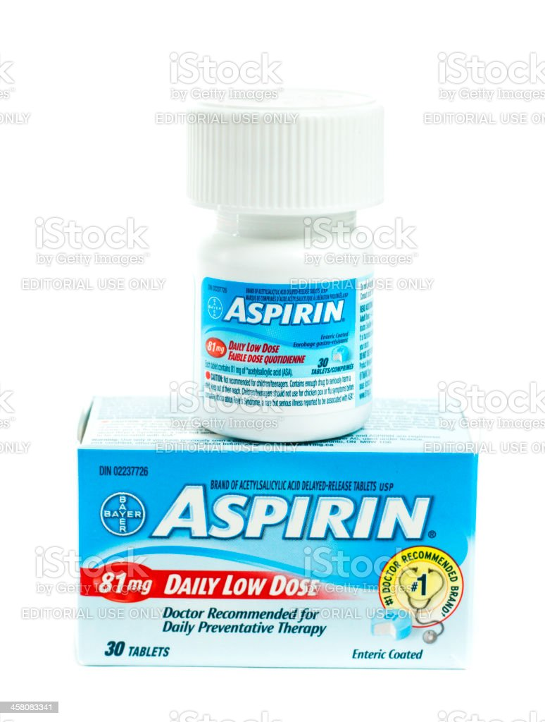 Daily low dose bayer aspirin and box stock photo more pictures daily low dose bayer aspirin and box royalty free stock photo buycottarizona Image collections