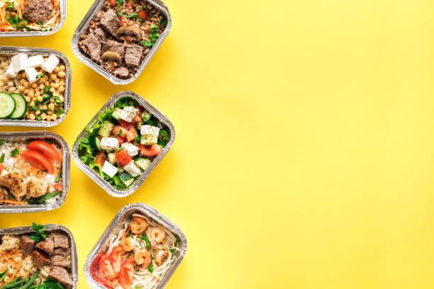 每日送餐 - food delivery 個照片及圖片檔