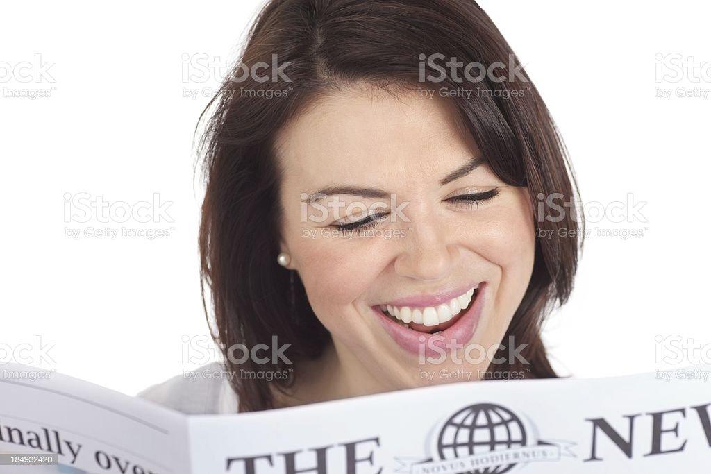 Daily News... stock photo